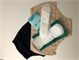 Menstrual Hygiene Management kit, disposable pads