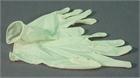 Gloves, examination