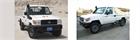Toyota Land Cruiser HZJ79, Pick-up