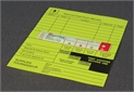 Control card, cold chain monitor, (english)