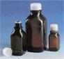 Bottle, Glass Brown