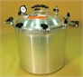Autoclave 39L, with basket, Unicef